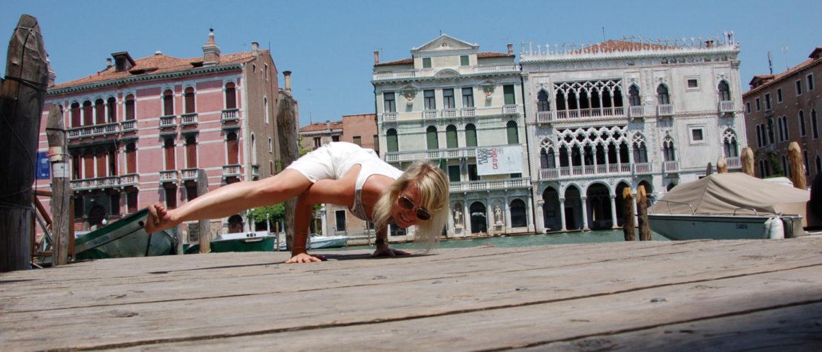 yoga venedig