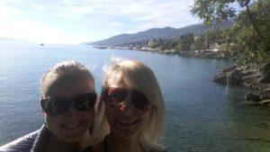 Yogawochenende am Meer mit Eva-Maria Flucher ein Erfahrungsbericht